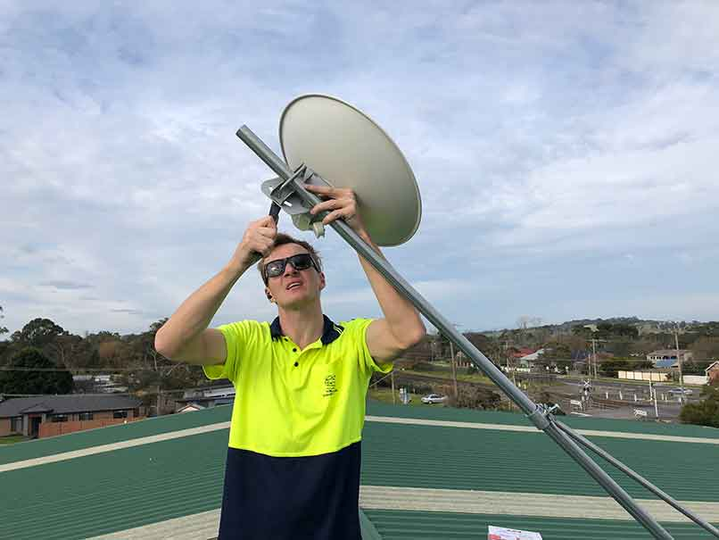 Disappointed by the nbn, Victorian Regional High School Turns to Summit Internet to Solve Remote Learning Woes